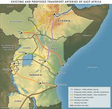 East Africa Map Importing Goods To East Africa Mombasa Port Is Your Best Bet