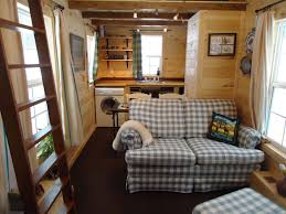 tiny home interior the first was to build a tiny house from scratch with no building