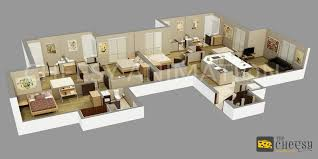 House 3d Floor Plans 3d Architectural Rendering 3d Visualization Company In India U0026 Usa