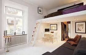mezzanine chambre adulte lit mezzanine adulte pour l aménagement du petit appartement lit
