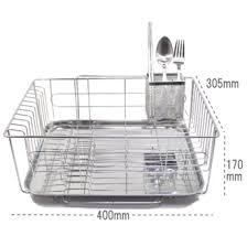kitchen sink drainer tray new stainless steel dish drainer basket wash easy to slide tray with