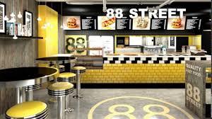 Kitchen Design Group by Fast Food Kitchen Design