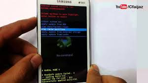 how to hard reset samsung galaxy core 2 sm g355h youtube