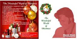 christmas cd christmas gift shawn s christmas cd is available while