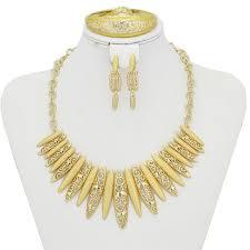 saudi arabia gold earrings dubai saudi arabia golden plated jewelry set new fashion necklaces