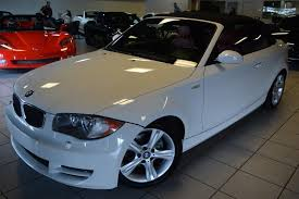 2008 bmw 1 series convertible bmw 1 series convertible in florida for sale used cars on