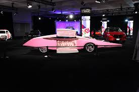 the pink panther show la auto show images the pink panthermobile nbc southern california