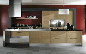 cuisine sur un pan de mur cuisine peinture mur photos de design d intérieur et