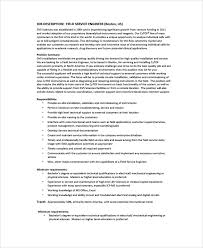 Validation Engineer Resume Sample Sample Biomedical Engineer Resume 9 Free Documents Download In