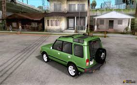 land rover discovery custom land rover discovery 2 for gta san andreas
