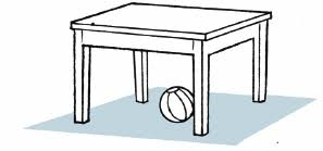 The Book Is On The Table Under The Table Clipart Cliparts For You