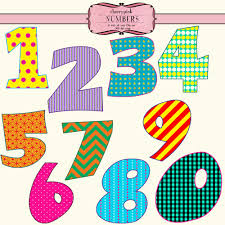 images numbers free download clip art free clip art on