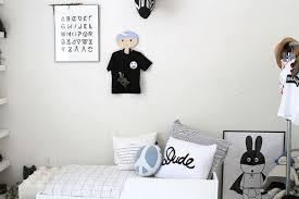 chambre enfant noir et blanc chambre d enfant en noir et blanc