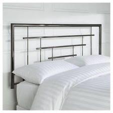 Metal Double Bed Headboard  eBay