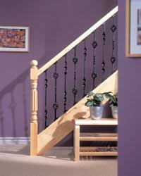 traditional metal staircase balusters stairparts