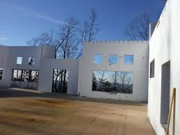 large modern design icf install the hybrid group inc
