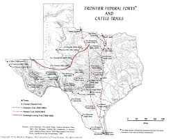 Texas Rivers Map Atlas Of Texas Perry Castañeda Map Collection Ut Library Online