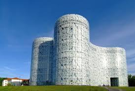 l architettura futuro nelle biblioteche pi禮 moderne mondo