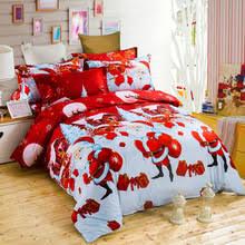 Double Christmas Duvet Online Get Cheap Christmas Quilt Bedding Aliexpress Com Alibaba