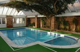 Indoor Pools Decorating Ideas Classy Decorate Your Indoor Pool Space With