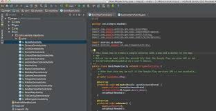 android stuido guide android studio using android development tools