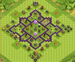 layout design th7 best amazing town hall 7 th7 farming base layouts or designs 2018