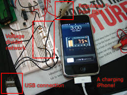 how to make your very own iphone charger