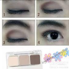 Aplikasi Eyeshadow Sariayu eyeshadowcoklat instaview xyz search view and