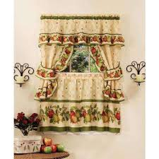 Apple Orchard Curtains U0026 Drapes Window Treatments The Home Depot