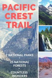 Boston Lot Lake Trail Map by Best 25 Pacific Crest Trail Ideas That You Will Like On Pinterest