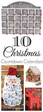 best 25 christmas countdown calendar ideas on pinterest