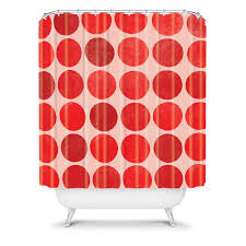 Red Shower Curtain Hooks Best 25 Red Shower Curtains Ideas On Pinterest Red Bathroom