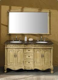 Antique White Vanity 58inch Bowman Vanity Antique White Vanity Antique White Sink