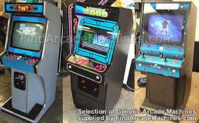 Nba Jam Cabinet Arcade Machine Sales New Used Refurbished Arcade Machines For Sale