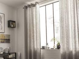 voilage chambre adulte rideau voilage vitrage et rideaux sur mesure leroy merlin