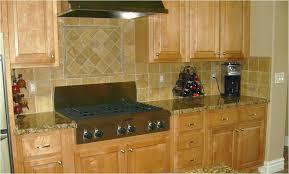rustic kitchen backsplash tile icontrall for