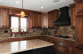 stone backsplash kitchen stone kitchen backsplash ideas rapflava