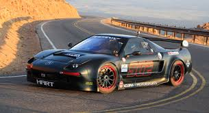 custom honda nsx honda to enter 10 vehicles in pikes peak including original nsx