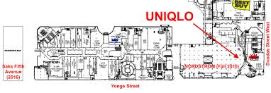 uniqlo to open canadian stores