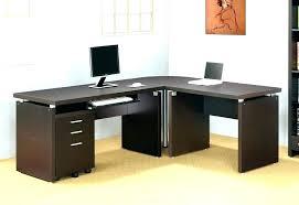 V Shaped Desk V Shaped Desk L Shape Office Desks With Hutch U Interque Co