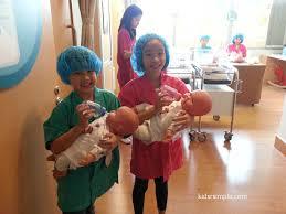 Kids Emergency Room by Doctor For A Day Mount Elizabeth Novena Hospital U2013 Kids