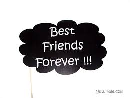 photo prop fab at 40 theme best friends forever photo prop untumble