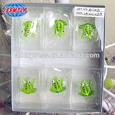 customized murano miniature glass frog figurines aquarium