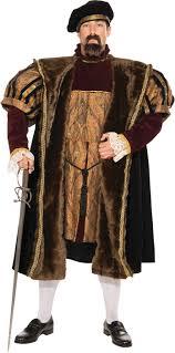 tudor king cmr198 tudor king costume old king henry men s