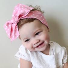 baby flower headbands diy free size baby flower headband toddler soft girl kids cross