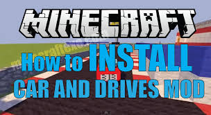 minecraft car cars and drives mod for minecraft 1 11 2 1 8 1 7 10 for minecraft