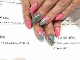 la nail salon home facebook