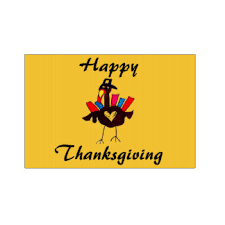 happy thanksgiving yard lawn signs zazzle