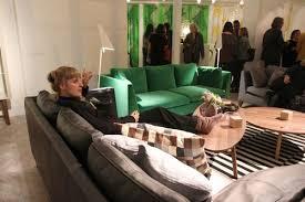 canape ikea vert 1 ikea 2013 stockholm salon canapé féesmaison