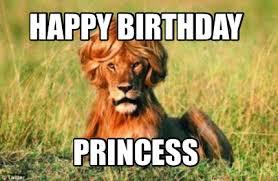Birthday Princess Meme - meme creator happy birthday princess meme generator at memecreator